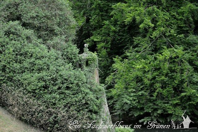 Schloss Dyck, Parkanlage