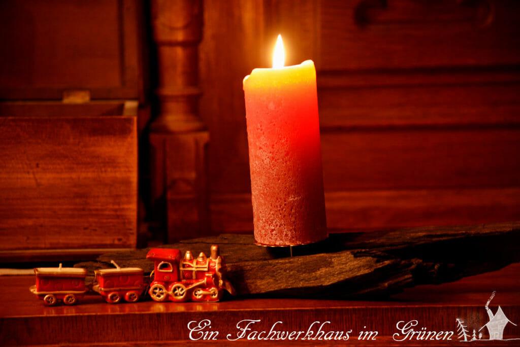 Kerzenständer, DIY