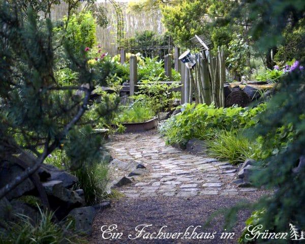 So gestalten wir unseren Garten