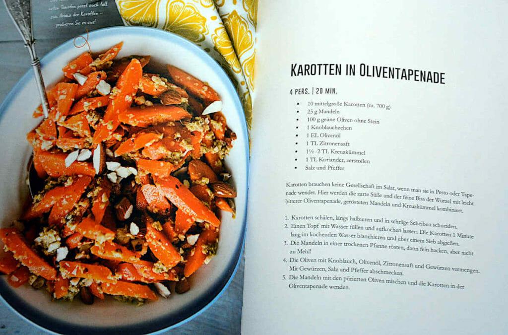 Karotten - Überraschende Rezepte für Süsses und Herzhaftes