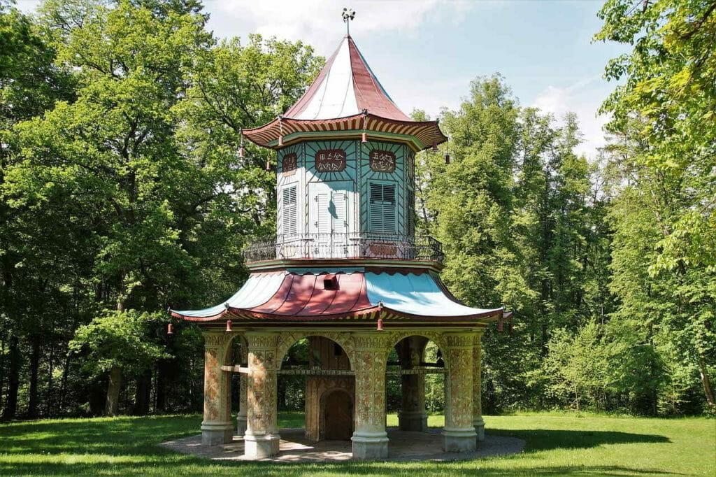 Gartentraum Gartenhaus
